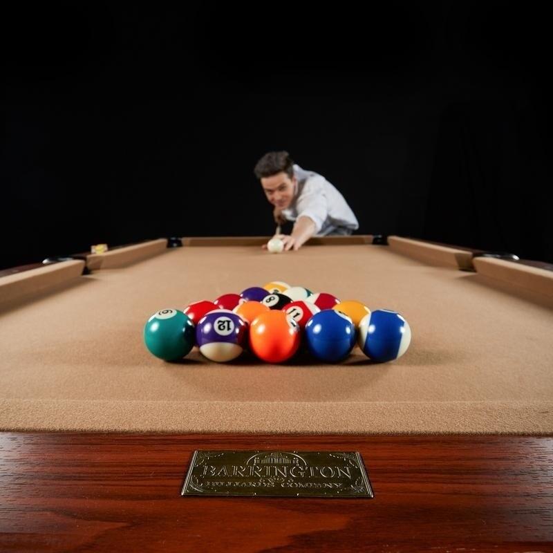 Shop Barrington Springdale Inch Billiard Table Free Shipping - Springdale pool table