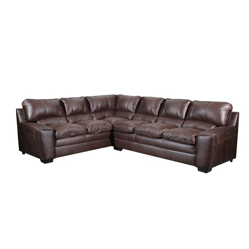 Shop Simmons Upholstery Atlanta Sectional Sofa   On Sale   Free Shipping  Today   Overstock   22438393