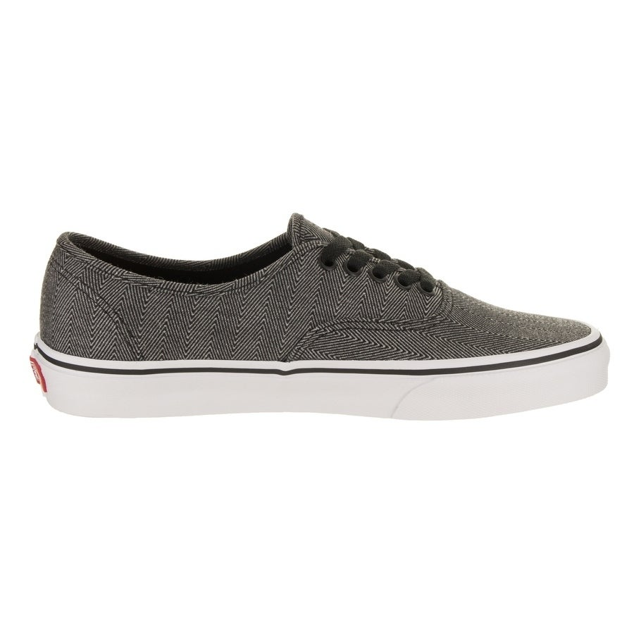 Shop Vans Unisex Authentic (Oversized Herringbone) Skate Shoe - Free  Shipping Today - Overstock - 22466459 e3f520b09
