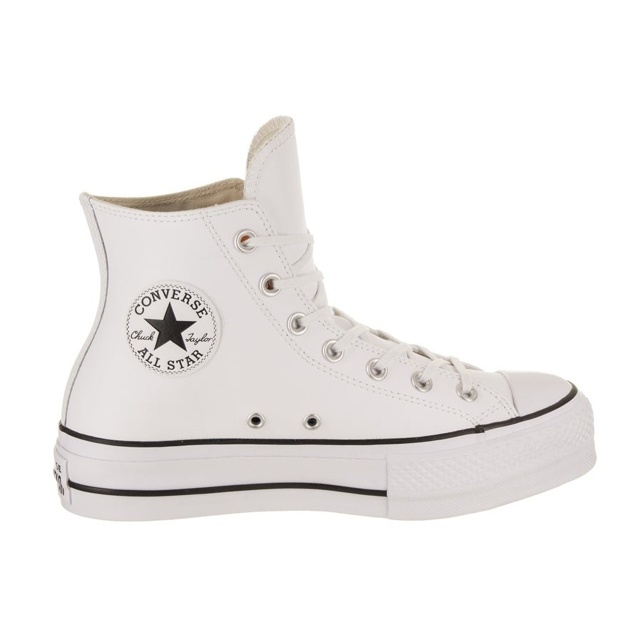 24fd10e5c13 Shop Converse Women s Chuck Taylor All Star Lift Clean Hi Casual Shoe -  Free Shipping Today - Overstock - 22466465