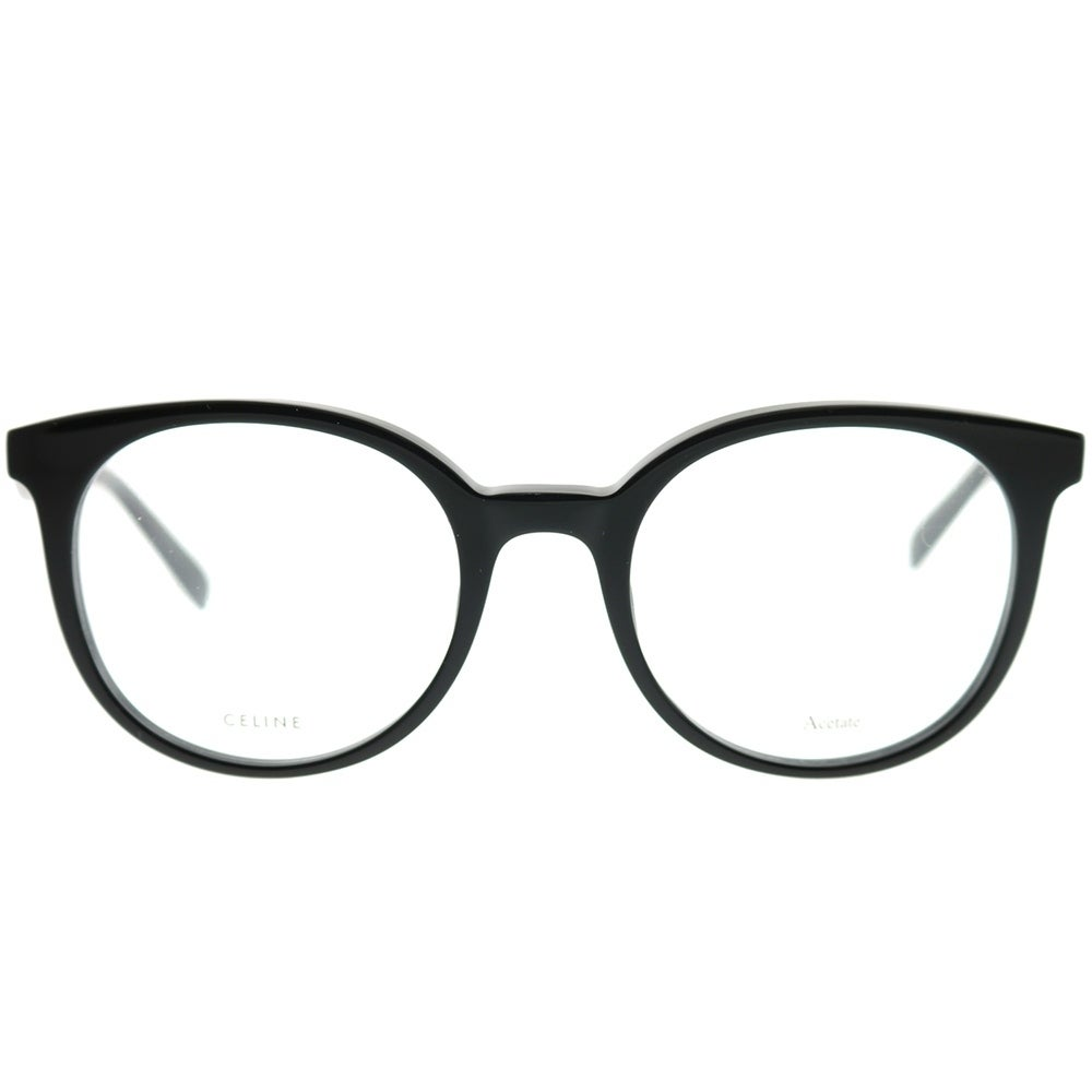 795c36b2776 Shop Celine Round CL 41349 Thin Mary Small 807 Unisex Black Frame Eyeglasses  - Free Shipping Today - Overstock - 22519938