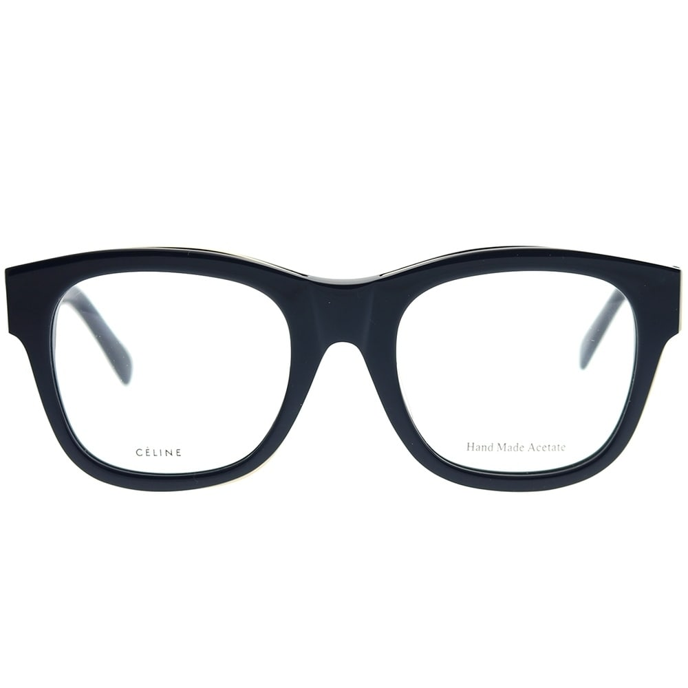3a0a49fdf85 Shop Celine Square CL 41369 F Strat Brow Asian Fit AM0 Unisex Blue Gold  Frame Eyeglasses - Free Shipping Today - Overstock - 22519943