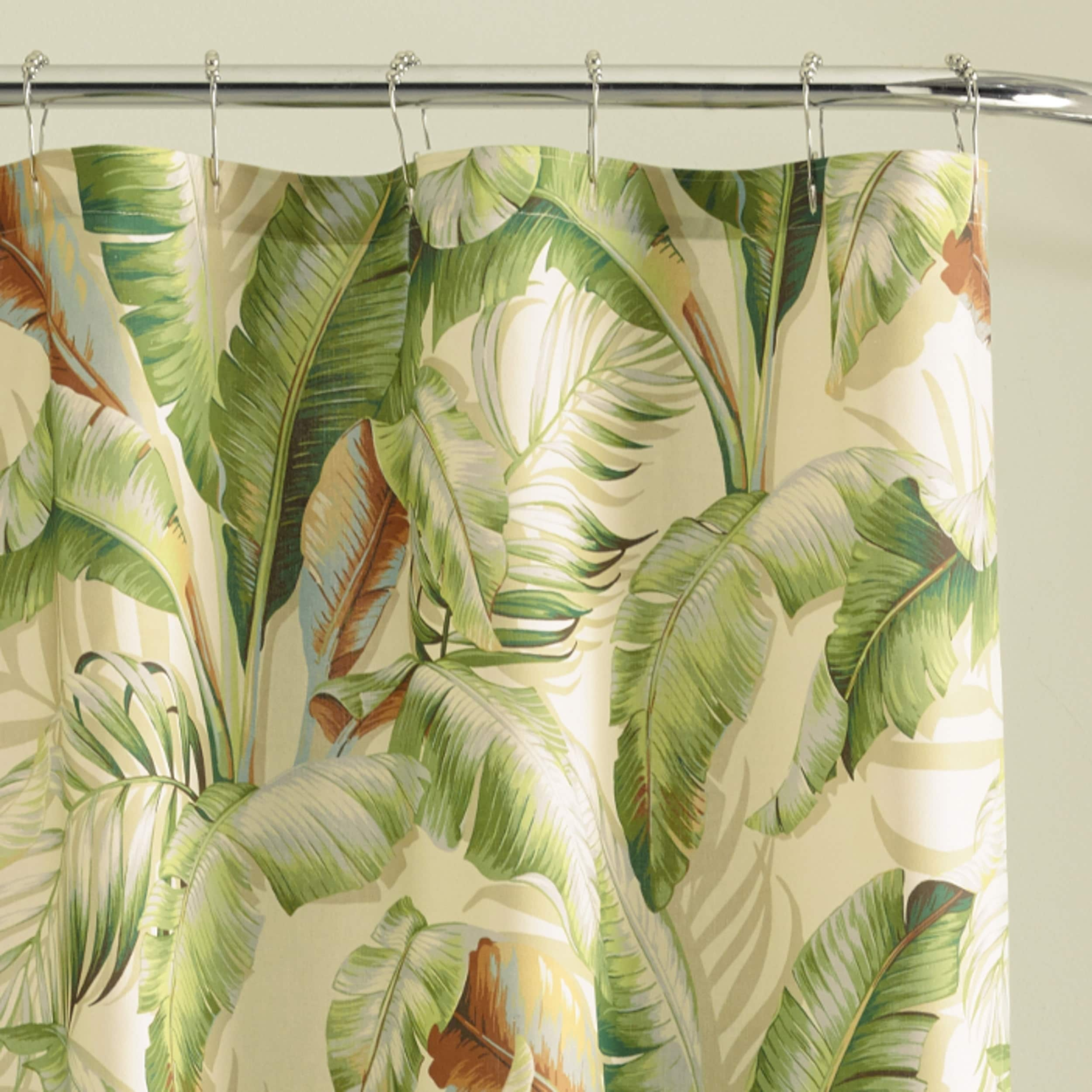 Shop Tommy Bahama Palmiers Shower Curtain