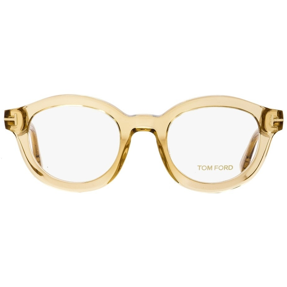 107220a9dd Shop Tom Ford TF5460 045 Mens Opal Honey 49 mm Eyeglasses - opal honey -  Free Shipping Today - Overstock - 22524102