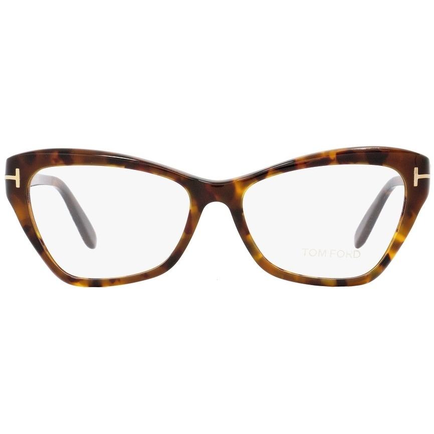 fff8112f103 Shop Tom Ford TF5376 052 Mens Vintage Havana Gold 54 mm Eyeglasses - vintage  havana gold - Free Shipping Today - Overstock - 22524179