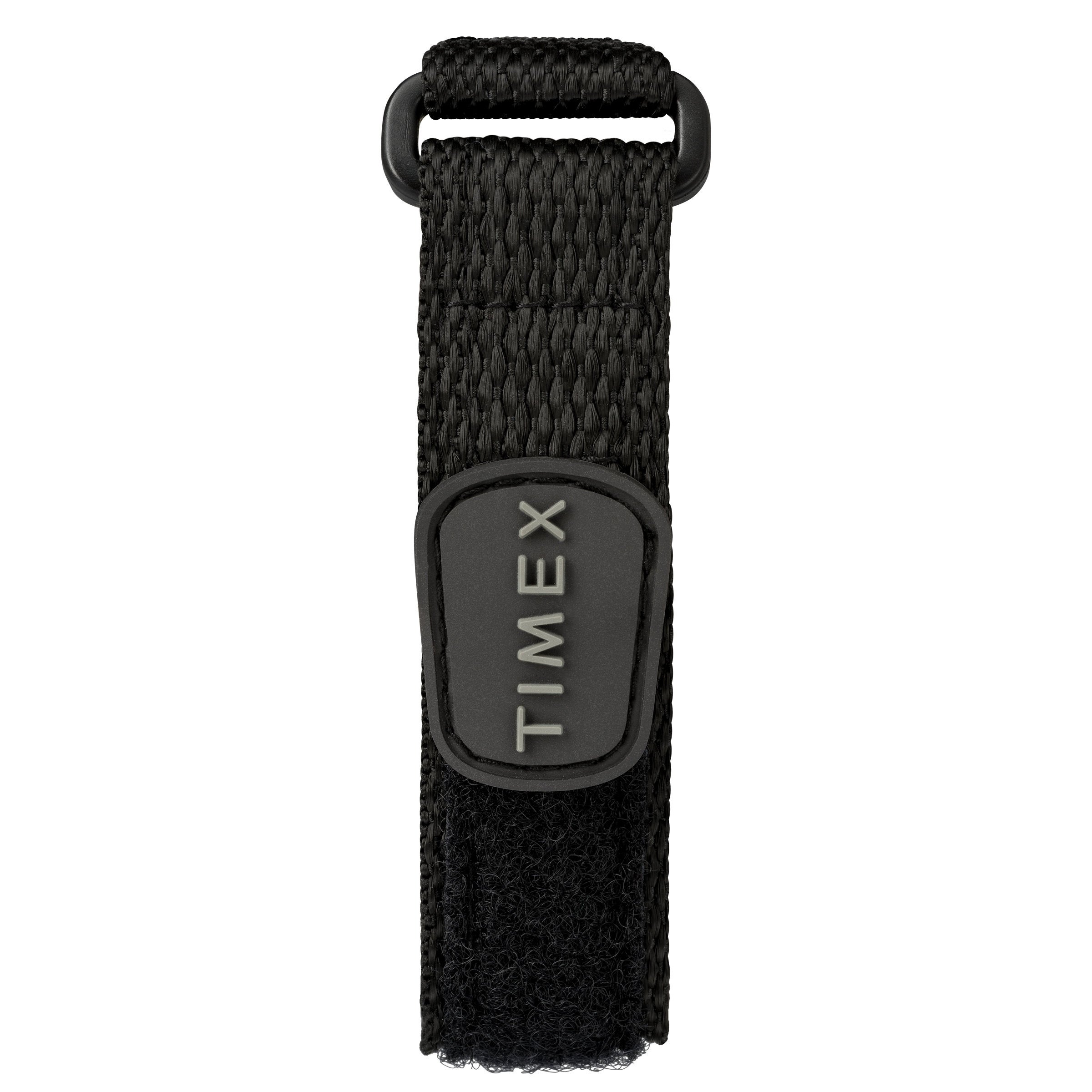75776be62 Shop Timex Kids TW7C26400 Time Machines Digital 35mm Black Double-Layered  Fast Wrap Watch - Free Shipping On Orders Over $45 - Overstock - 22544805