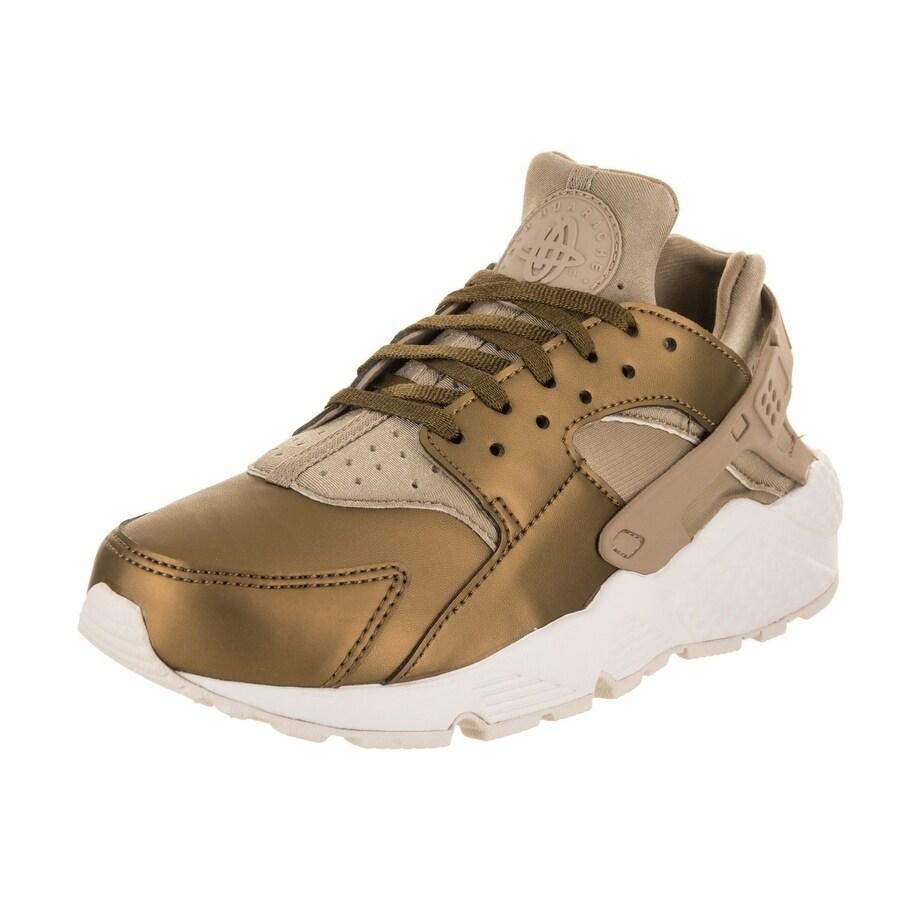 brand new 488cd 60639 Nike Womens Air Huarache Run Prm Txt Running Shoe
