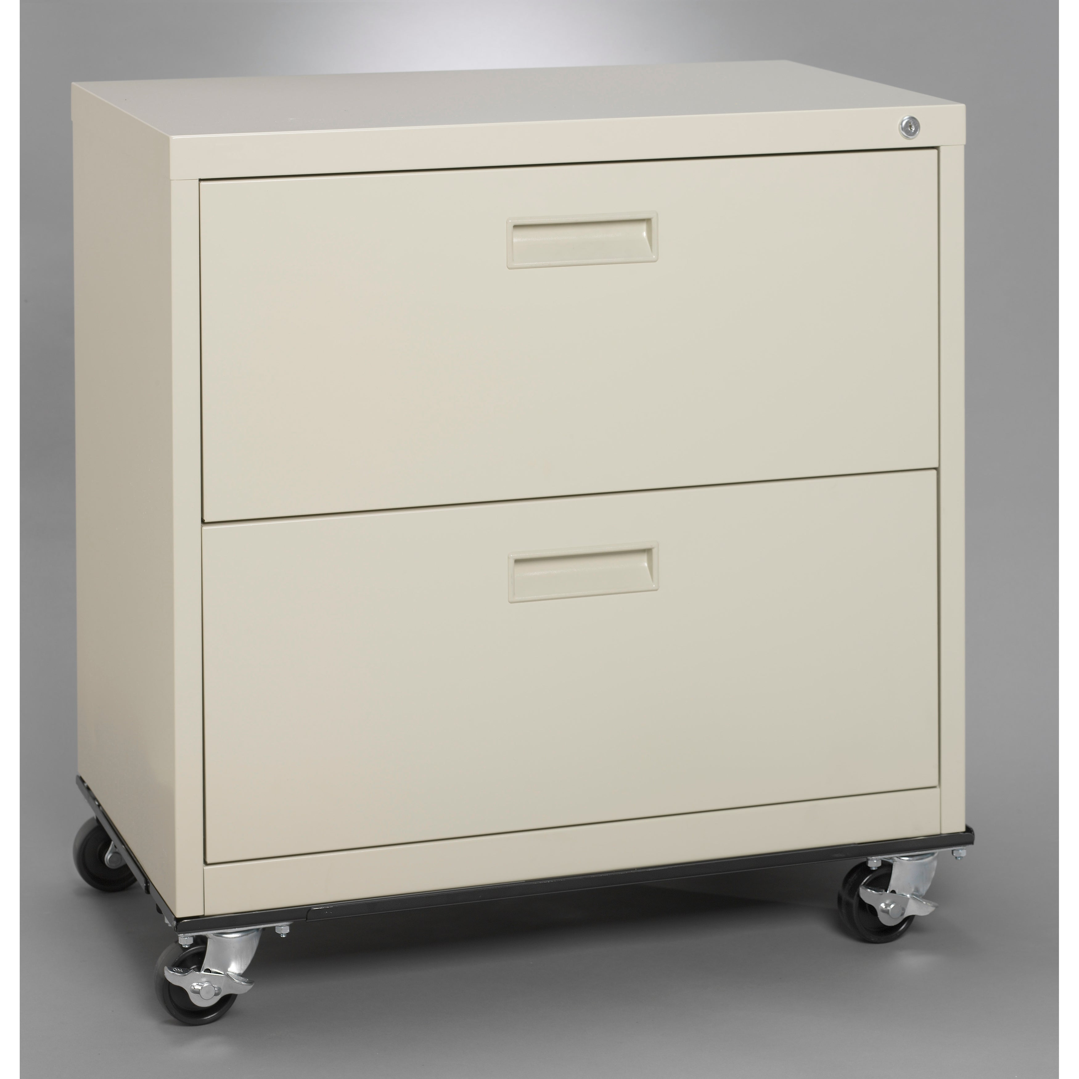 Hirsh Adjule Cabinet Dolly For Lateral File Cabinets Black Free Shipping Today 22591377