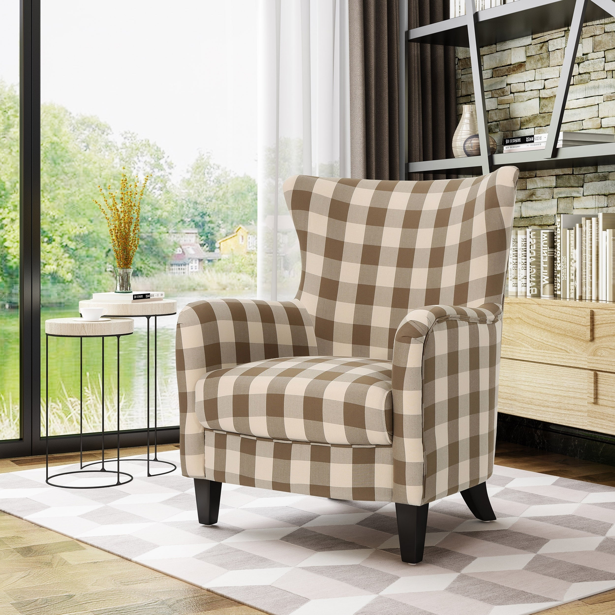 Exceptionnel Shop Arabella Farmhouse Armchair By Christopher Knight Home   On Sale    Free Shipping Today   Overstock.com   22632283