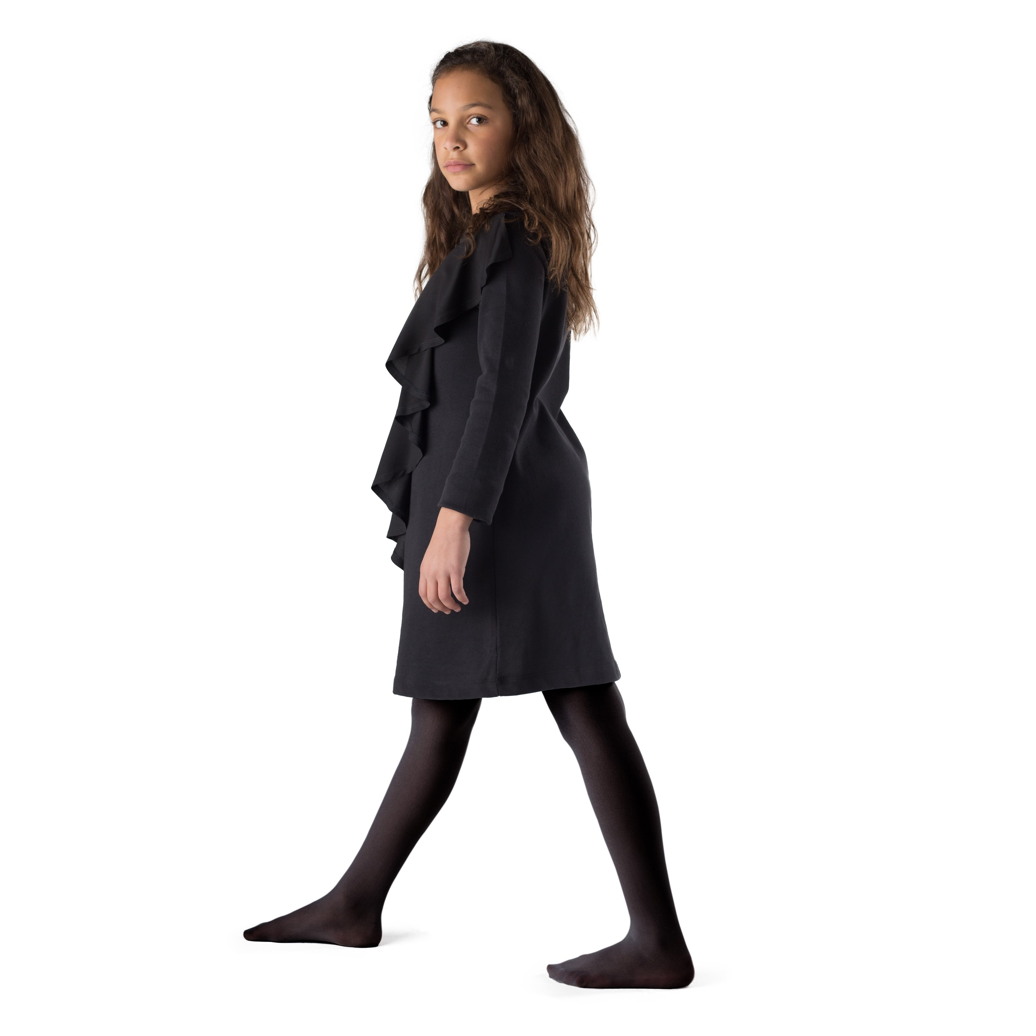 dcf86a30f9dc2 Shop Girl's Opaque Dance footed tights (2pack) - Free Shipping On Orders  Over $45 - Overstock - 22649137
