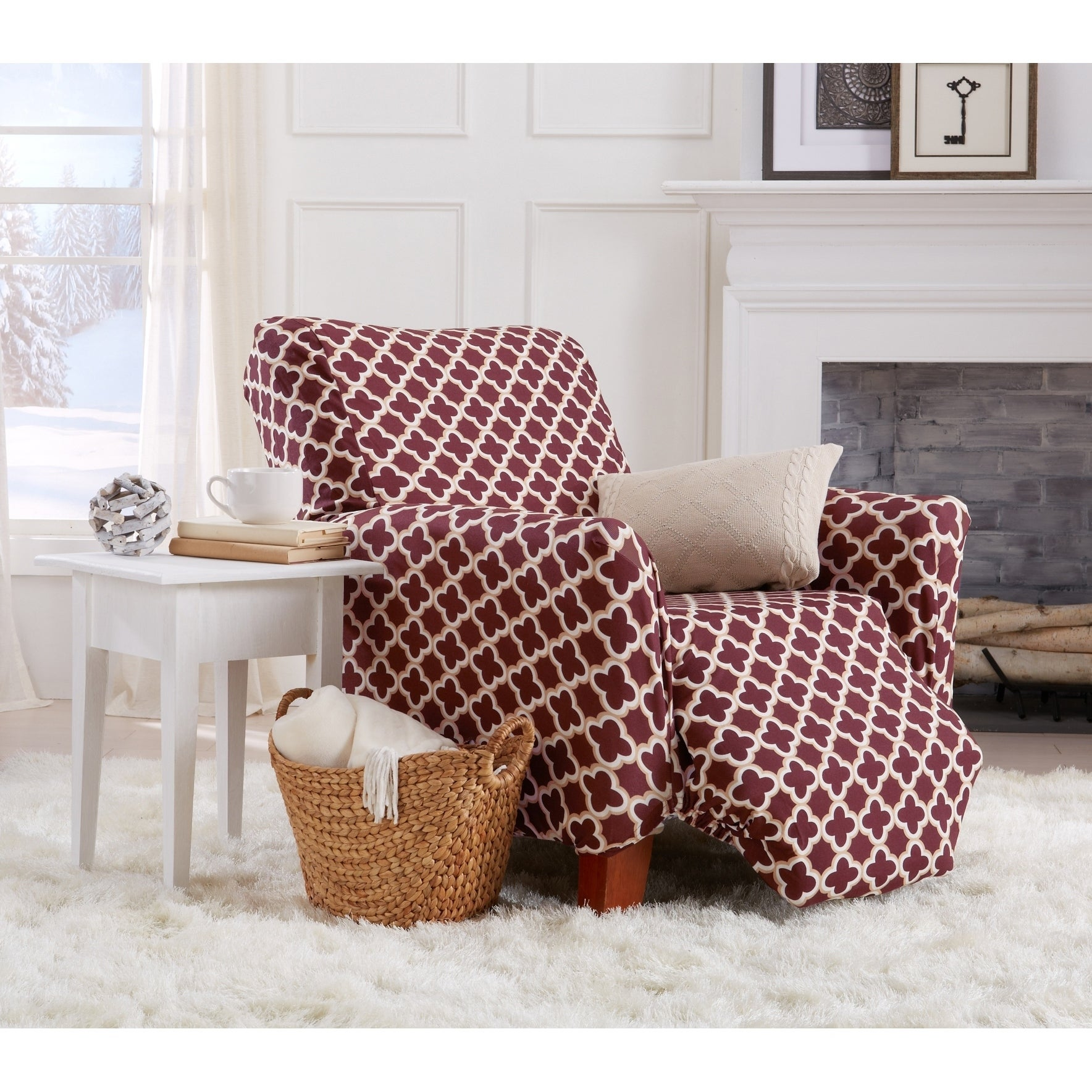 Recliner Slipcover Pattern Awesome Inspiration Design