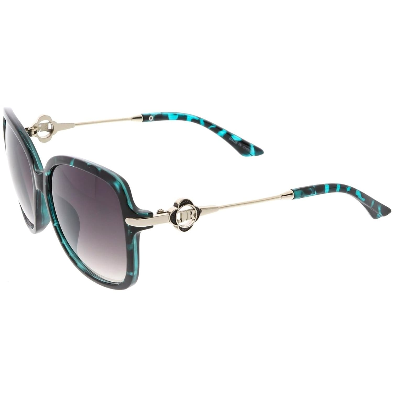 1b67c1fc2ab Shop Jolie Rose Oversize Women Butterfly Frame Sunglasses Model 144 - Free  Shipping On Orders Over  45 - Overstock - 22673076