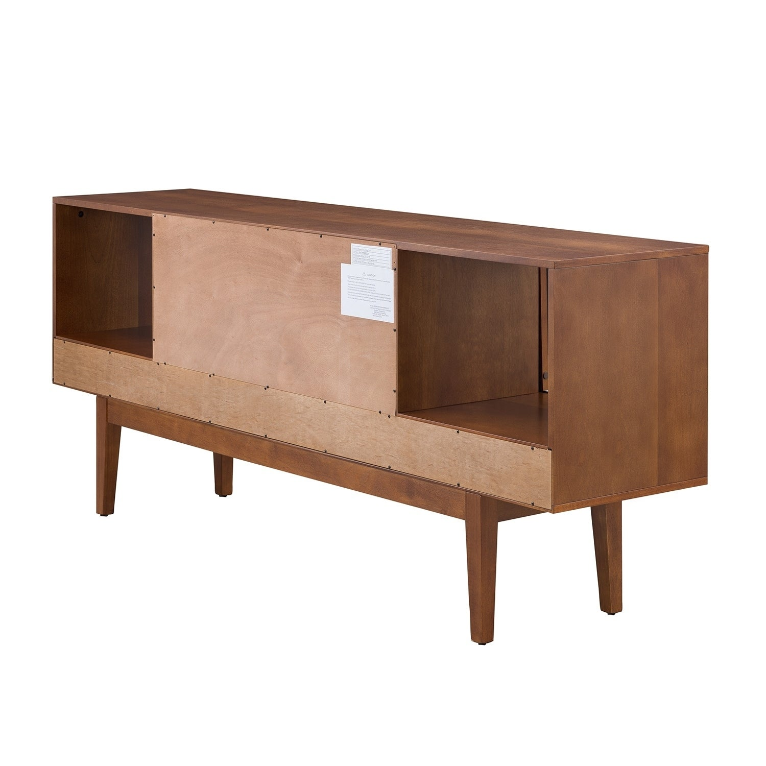 Shop holly martin simms midcentury modern media console on sale free shipping today overstock com 22676681
