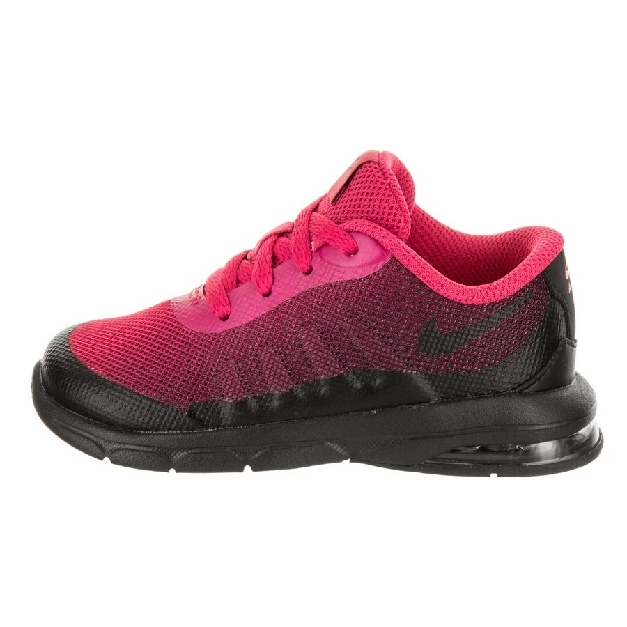 separation shoes 4b9d0 351e6 Shop Nike Toddlers Air Max Invigor Print (TD) Running Shoe - Free Shipping  Today - Overstock - 22731355