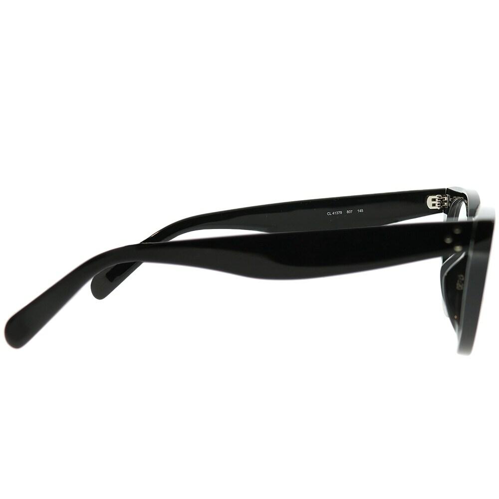 fbf61afda8df Shop Celine Cat-Eye CL 41379 Anna 807 Women Black Frame Eyeglasses - Free  Shipping Today - Overstock - 22745891