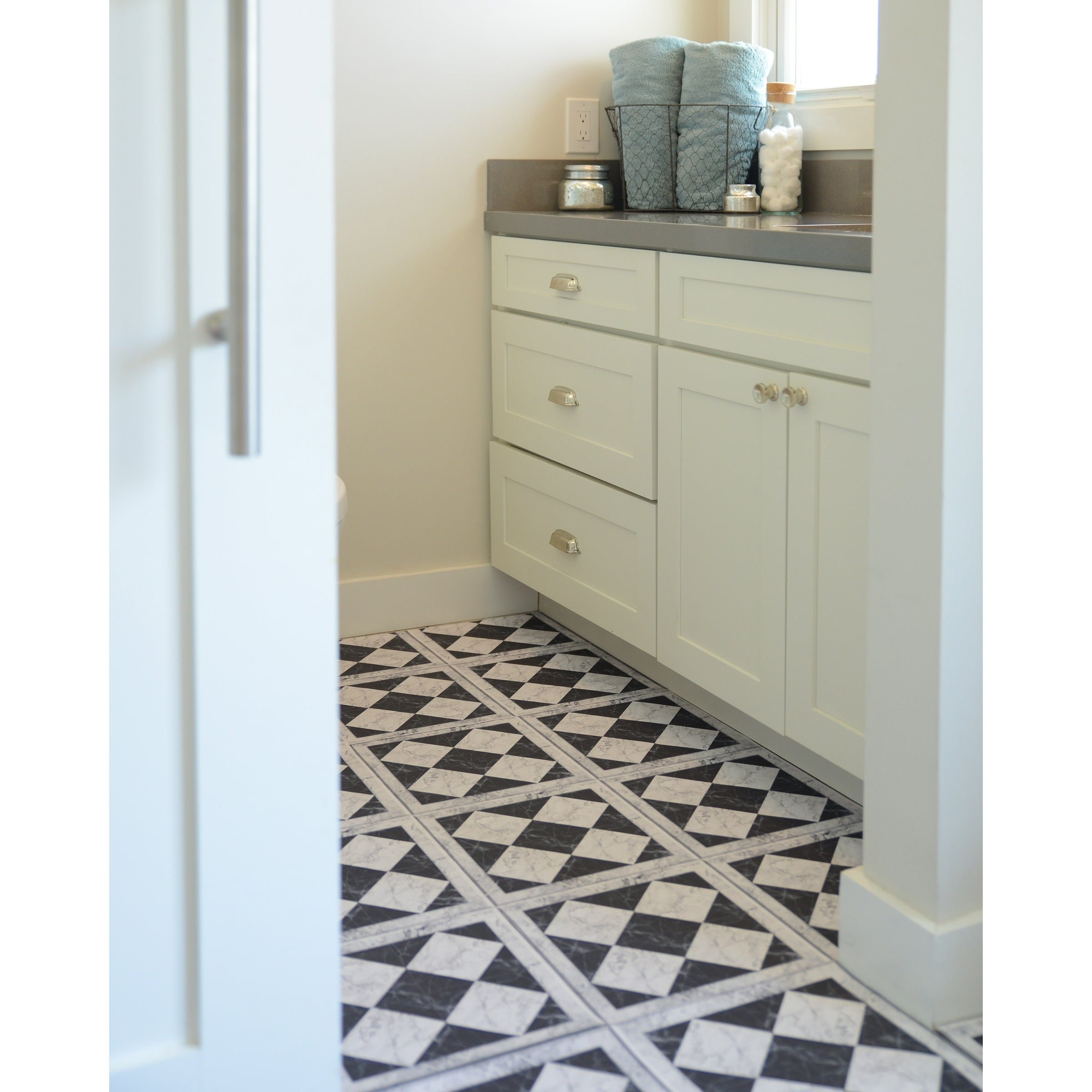 Shop Con Tact Brand Floor Adorn Adhesive Decorative And Removable