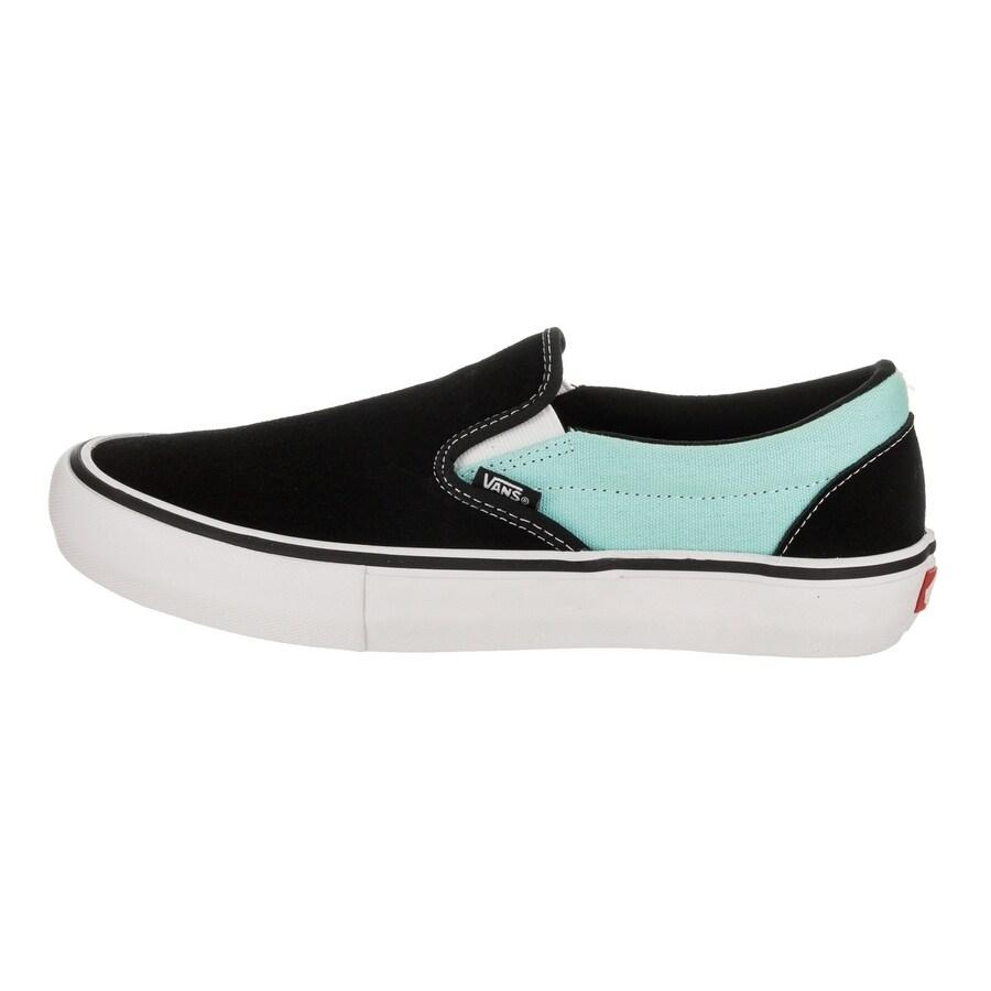 d4d24322b05f Shop Vans Men s Slip-On Pro (Asymmetry) Skate Shoe - Free Shipping Today -  Overstock - 22796753