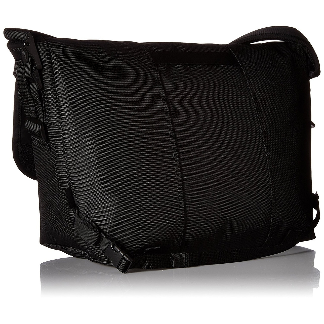 Shop Timbuk2 Classic Messenger Bag Jet Black  Medium - Free Shipping Today  - Overstock - 22797447 e4decfff96452