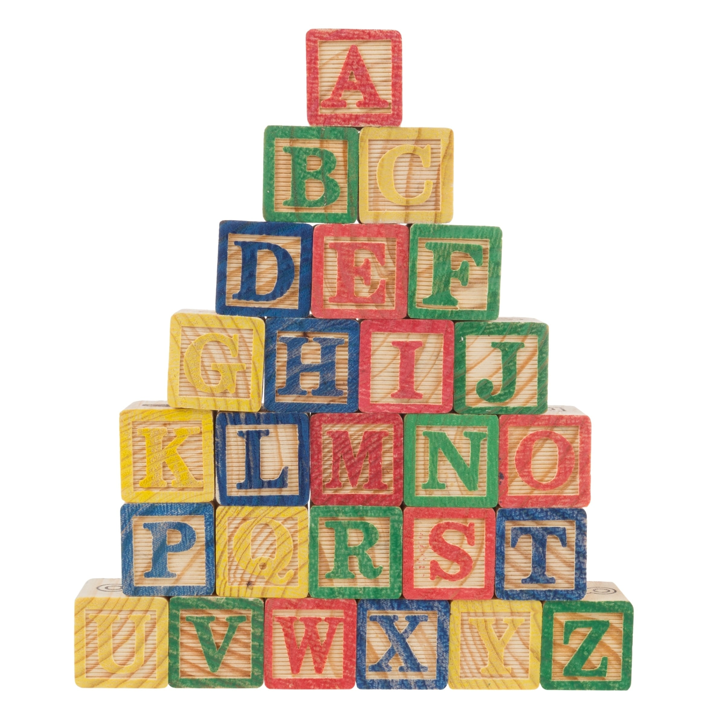 Abc And 123 Wooden Blocks Alphabet Letters And Numbers Learning Block Set Educational Stem By Hey Play