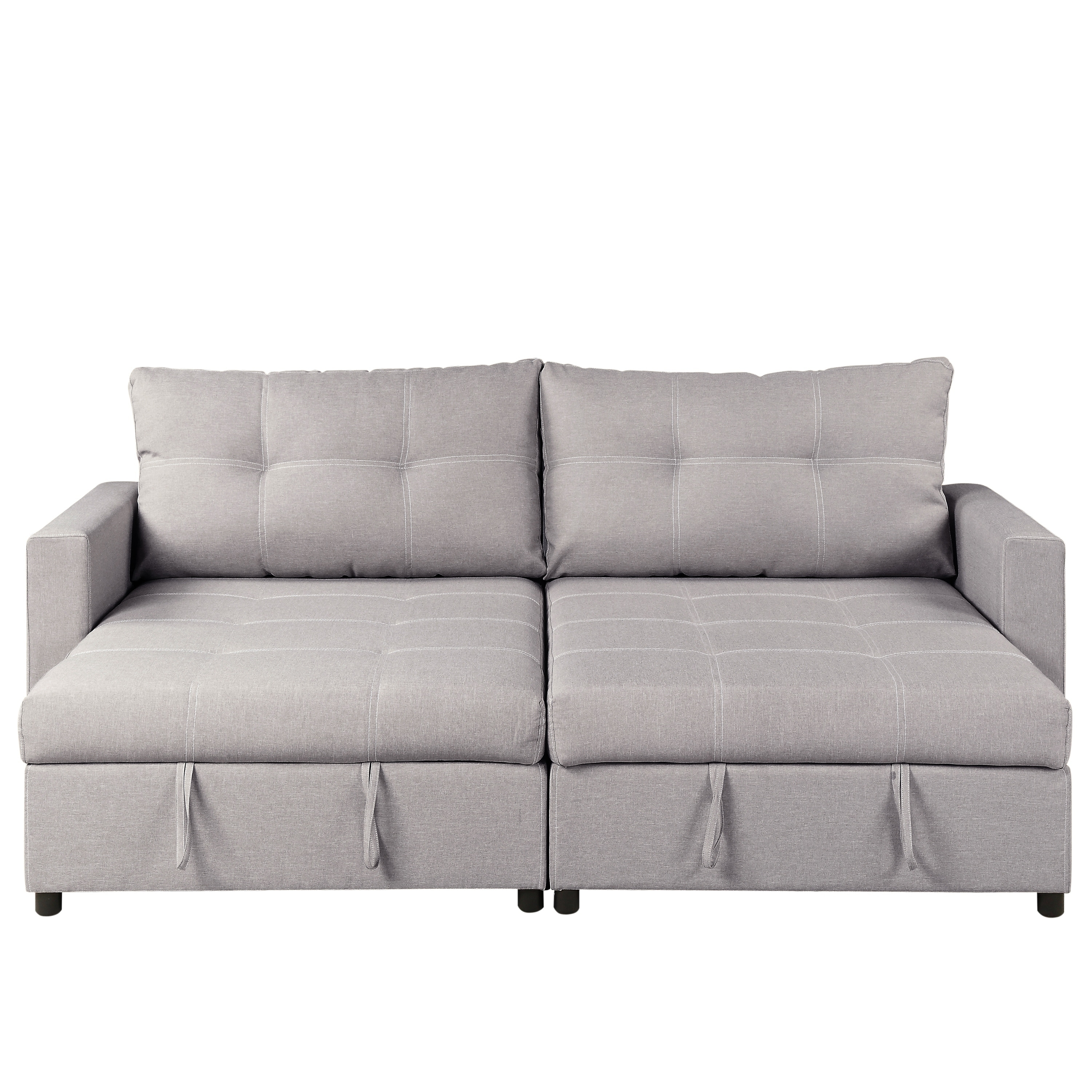 Shop Robin Polyester Sofa Chaise With 2 Storage Compartments Free