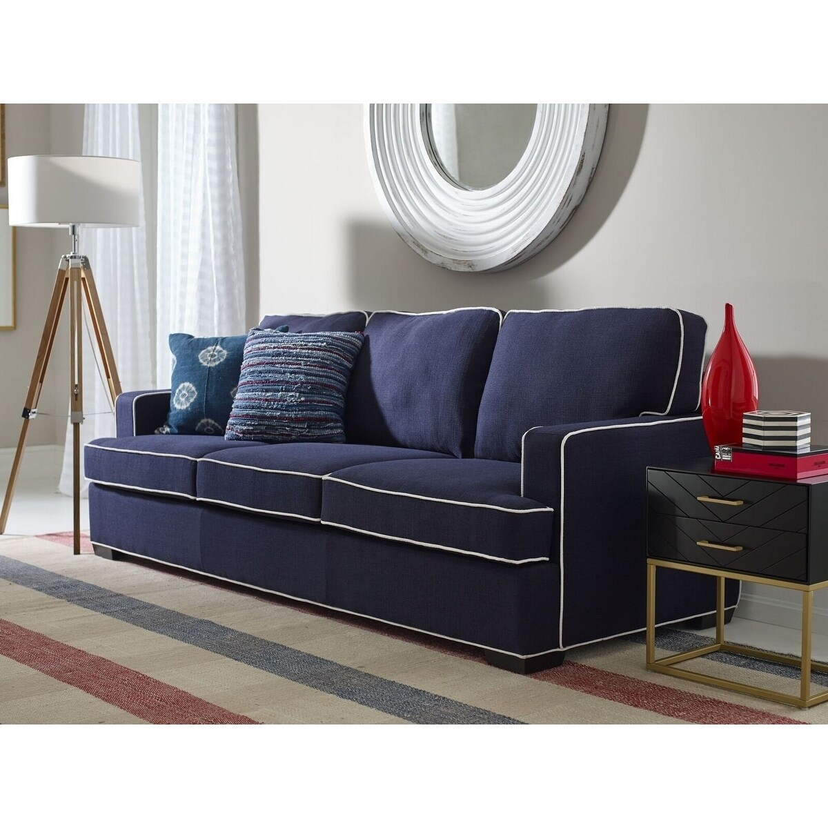 Tommy Hilfiger Cardiff Sofa Free Shipping Today 22816956