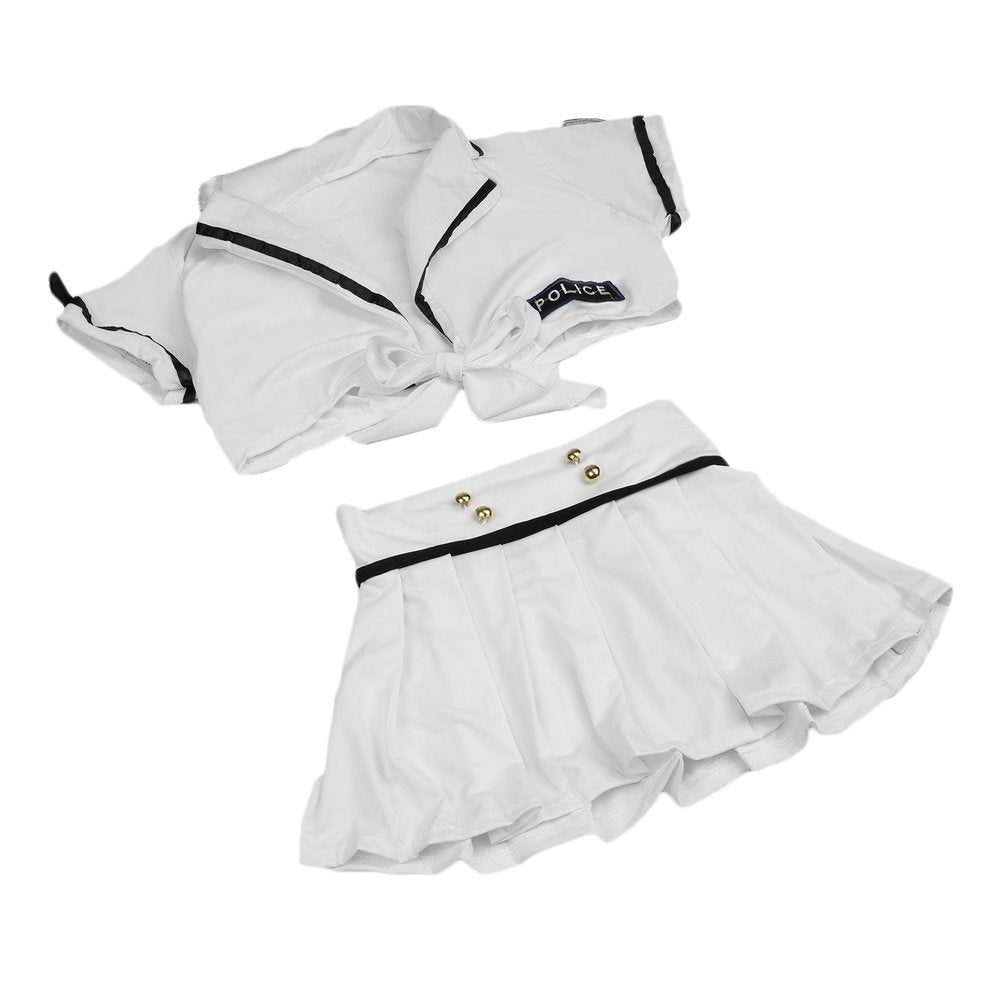 9a757423c Shop Sailor Style Lingerie Student Uniform Temptation Cosplay Suit - Free  Shipping On Orders Over  45 - Overstock.com - 22821616