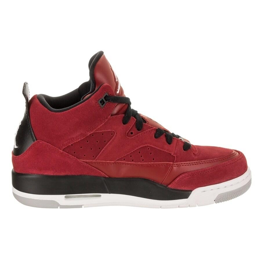 c5243a8a9f6baa Shop Nike Jordan Kids Jordan Son of Low BG Basketball Shoe - Free Shipping  Today - Overstock - 22829804