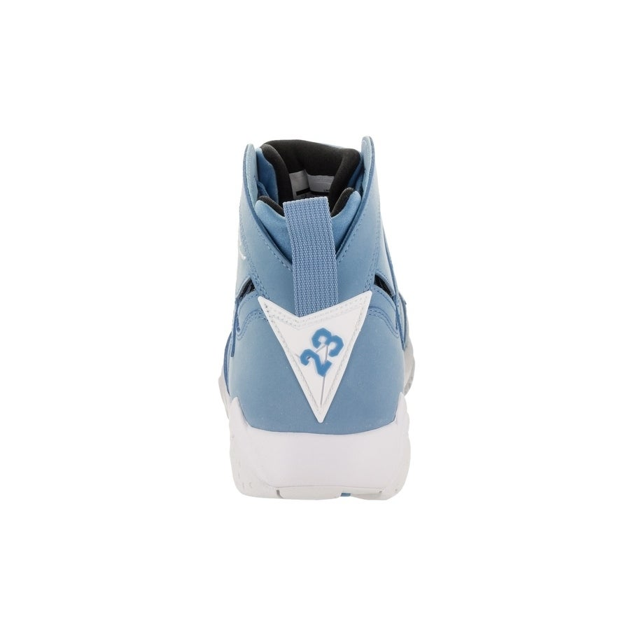 da5397d2856ea5 Shop Nike Jordan Men s Air Jordan 7 Retro Basketball Shoe - Free Shipping  Today - Overstock - 22829909