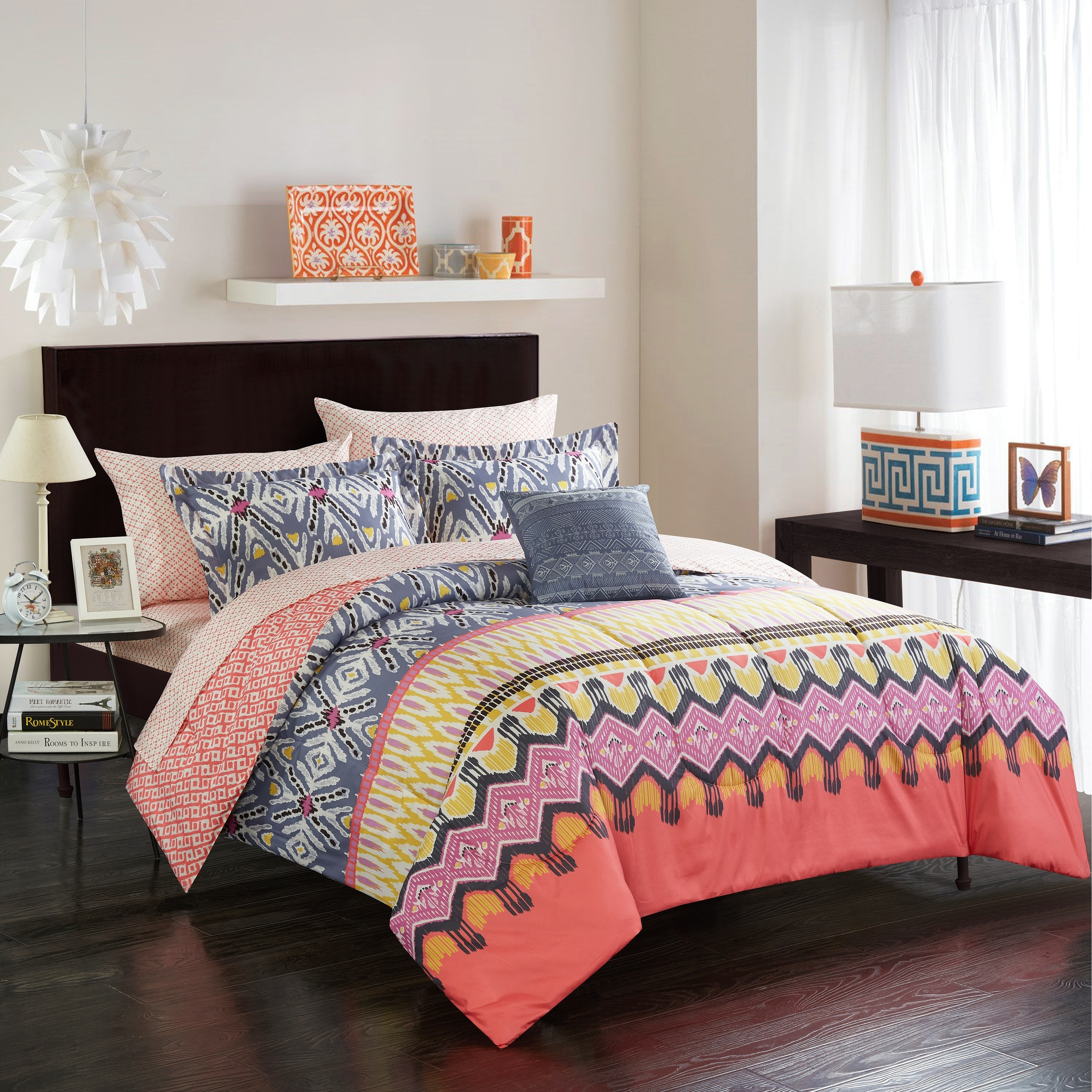Shop Boho Kamali Bed In A Bag On Sale Free Shipping Today
