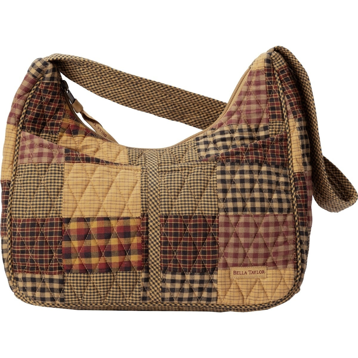 Vhc Heritage Crimson Red Bella Taylor Handbags Plaid Blakely Free Shipping On Orders Over 45 22889776
