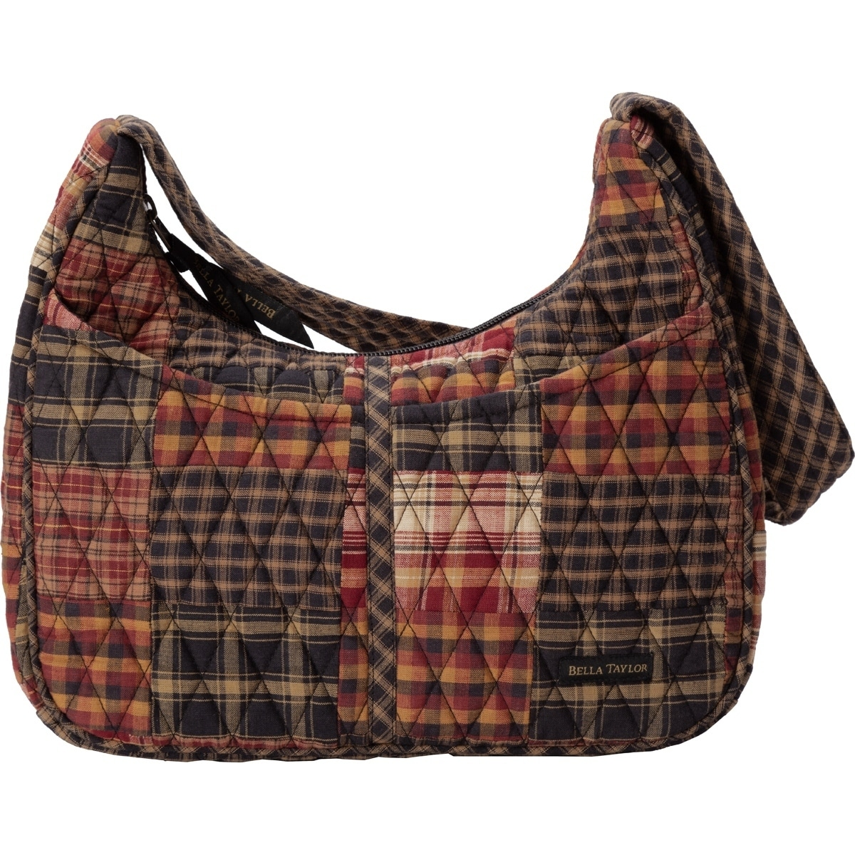 Vhc Beckham Rust Red Bella Taylor Handbags Plaid Blakely Free Shipping On Orders Over 45 22889777
