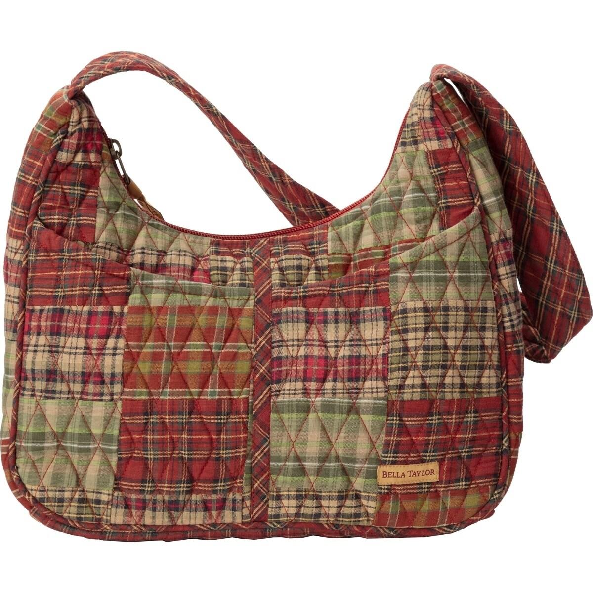 Vhc Gatlinburg Barn Red Bella Taylor Handbags Plaid Blakely Free Shipping On Orders Over 45 22889784
