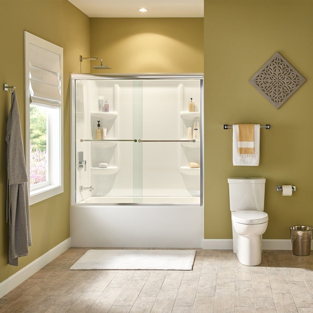 Ordinaire Shop American Standard Studio 60 Inch By 32 Inch Bathtub With Apron   Left  Drain 2946.202.011 Arctic   Free Shipping Today   Overstock   22897935