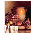 Confit Jar with Bowl by Speck Canvas Art Print