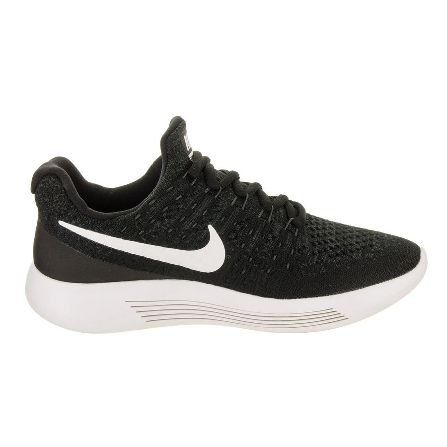 new styles eef15 5d9aa Nike Kids LunarEpic Low Flyknit 2 GS Running Shoe