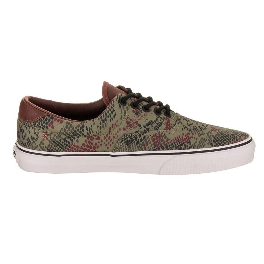 456e986f86 Shop Vans Unisex Era 59 (Snake Camo) Skate Shoe - Free Shipping Today -  Overstock - 22927581