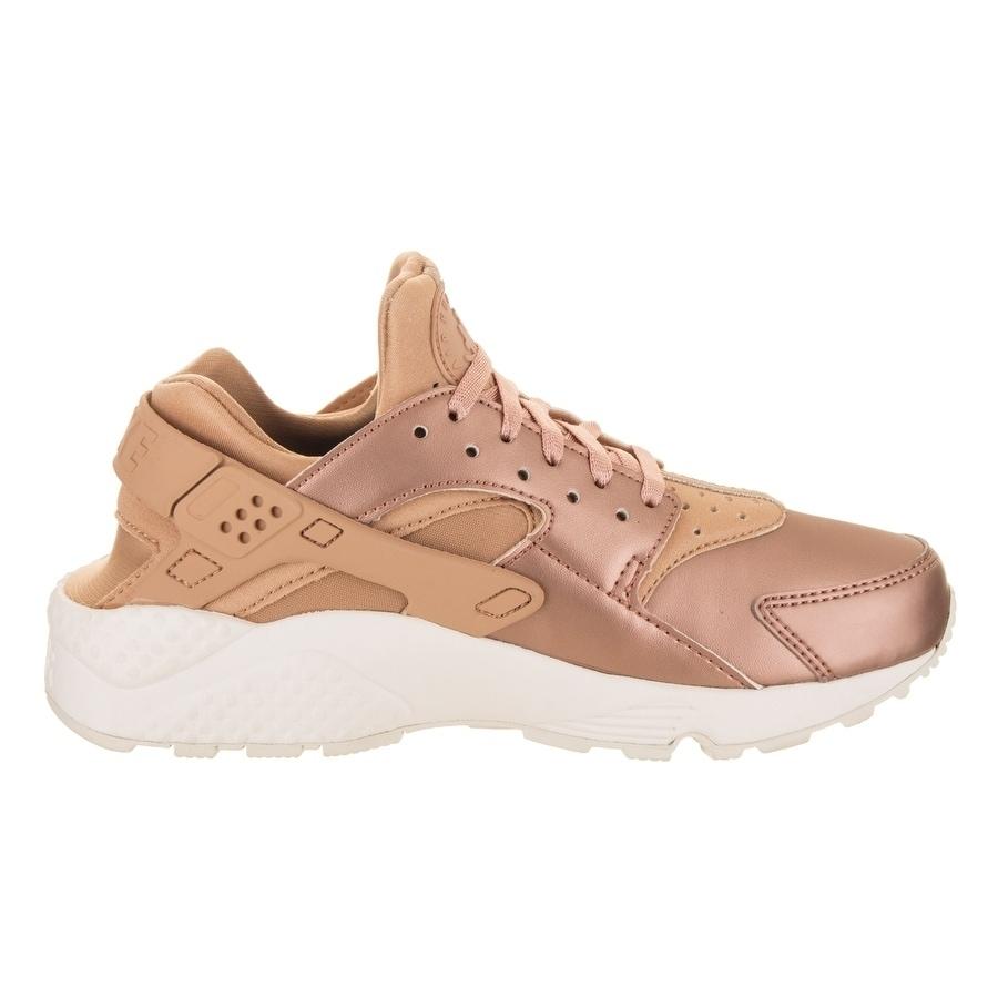 new styles 82c15 aa56e Shop Nike Womens Air Huarache Run Prm TXT Running Shoe - Free Shipping  Today - Overstock - 22927590