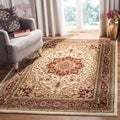 "Safavieh Lyndhurst Traditional Oriental Ivory/ Red Rug (5'3"" x 7'6"")"