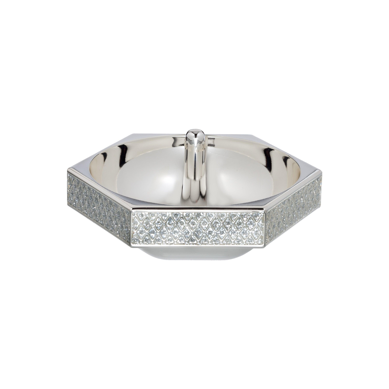 6f1a8bc1cae50 Lismore Diamond Silver Ring Holder