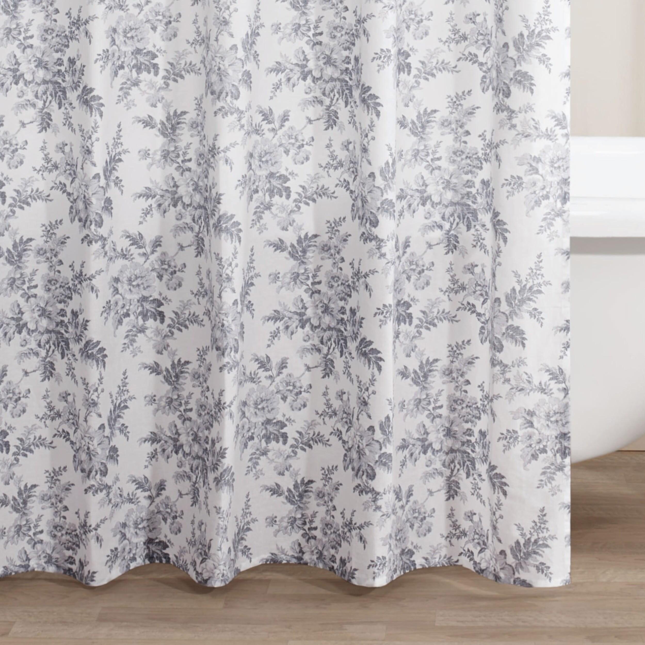 Shop Laura Ashley Annalise Shower Curtain