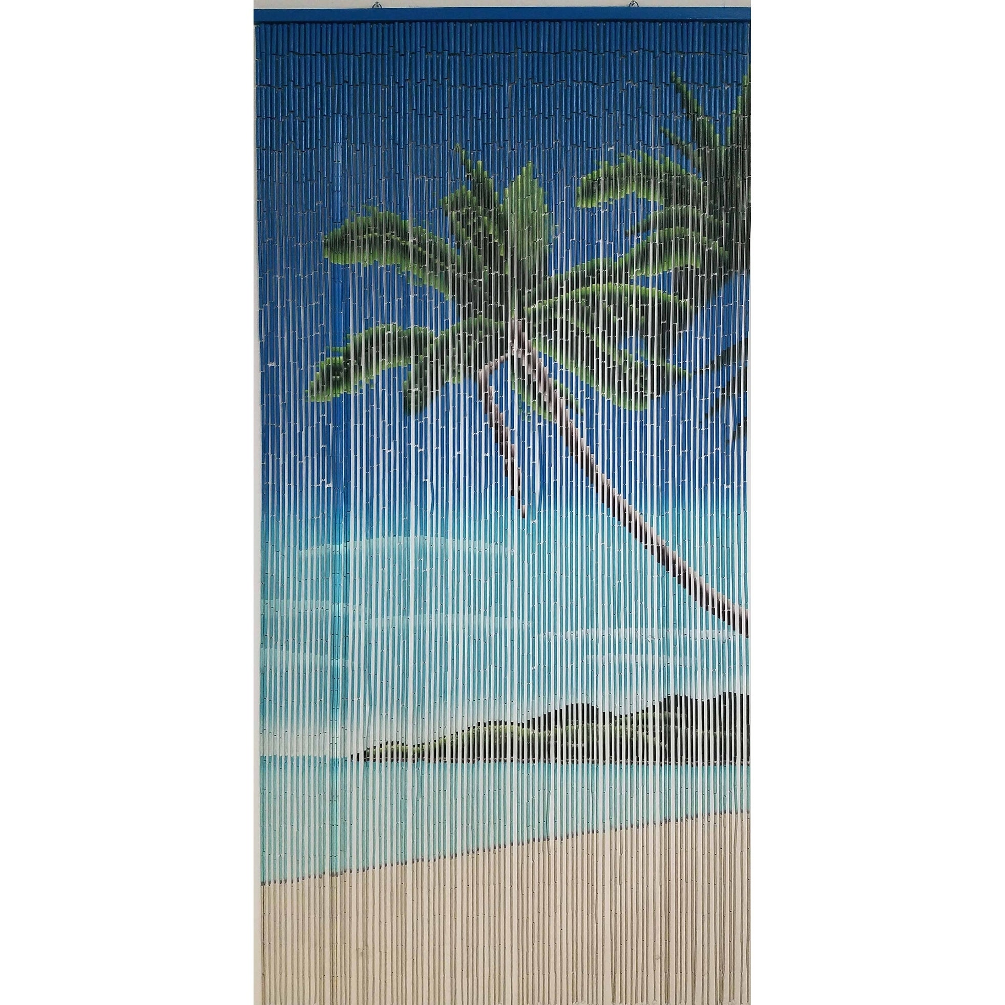 Shop Black Friday Deals On Evideco Bamboo Beaded Curtain Doorway 90 Strings 78 8 H X 35 5 W 78 8h X 35 5 Inch 200x90 Cm 78 8h X 35 5 Inch 200x90 Cm Overstock 23002625