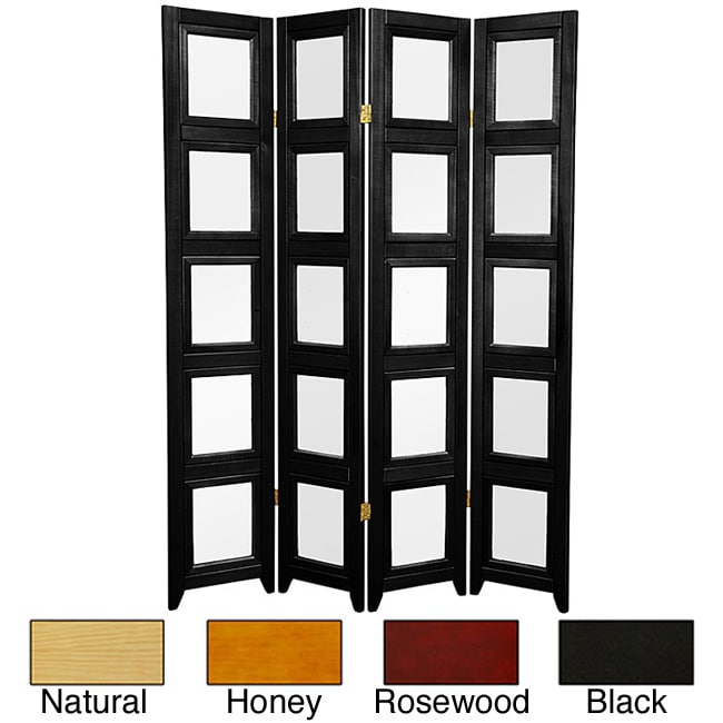 Shop Wooden 3 Panel Double Sided Photo Frame Room Divider China