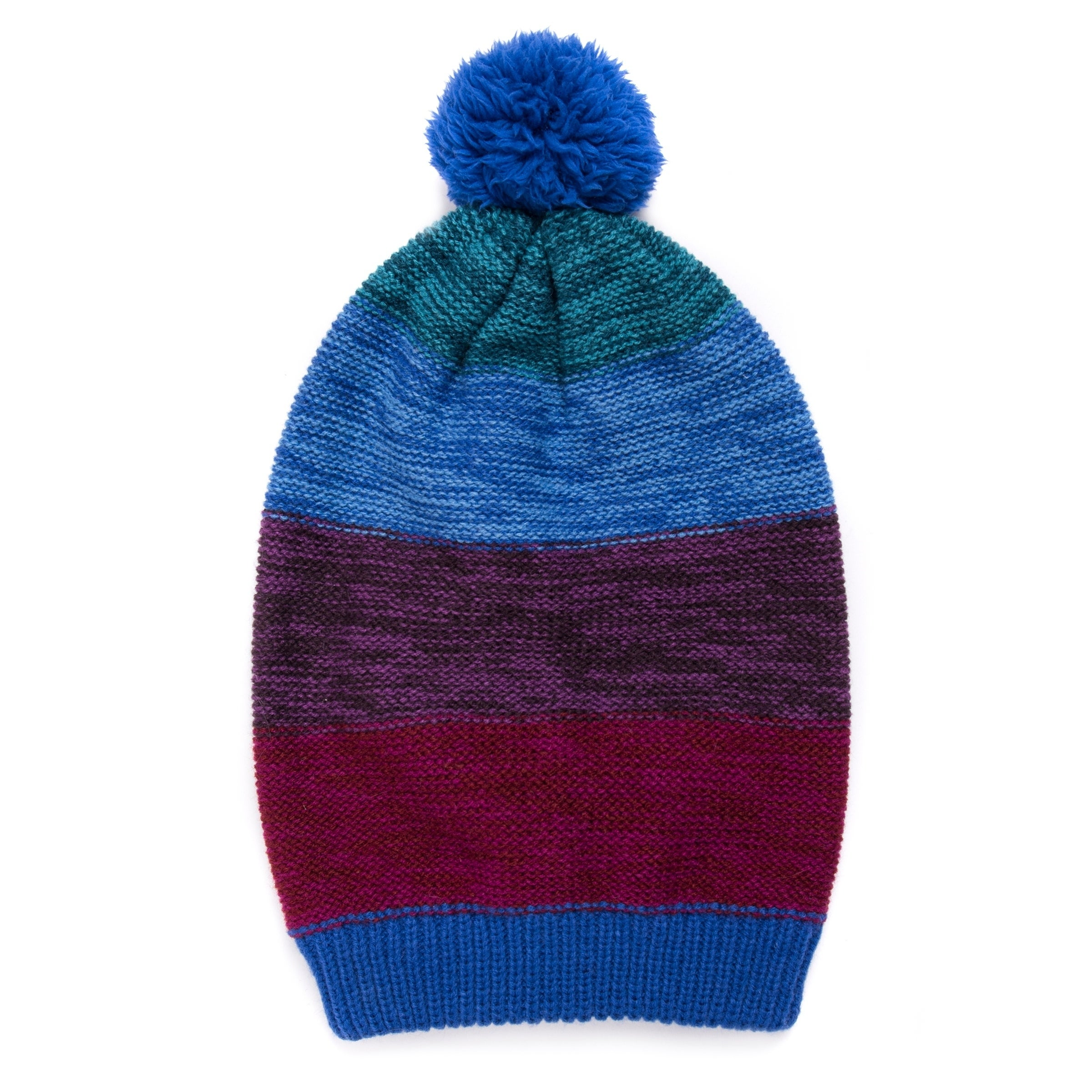 8131979ad9959 Shop MUK LUKS® Women s Slouch Beanie - Free Shipping On Orders Over  45 -  Overstock - 23015840