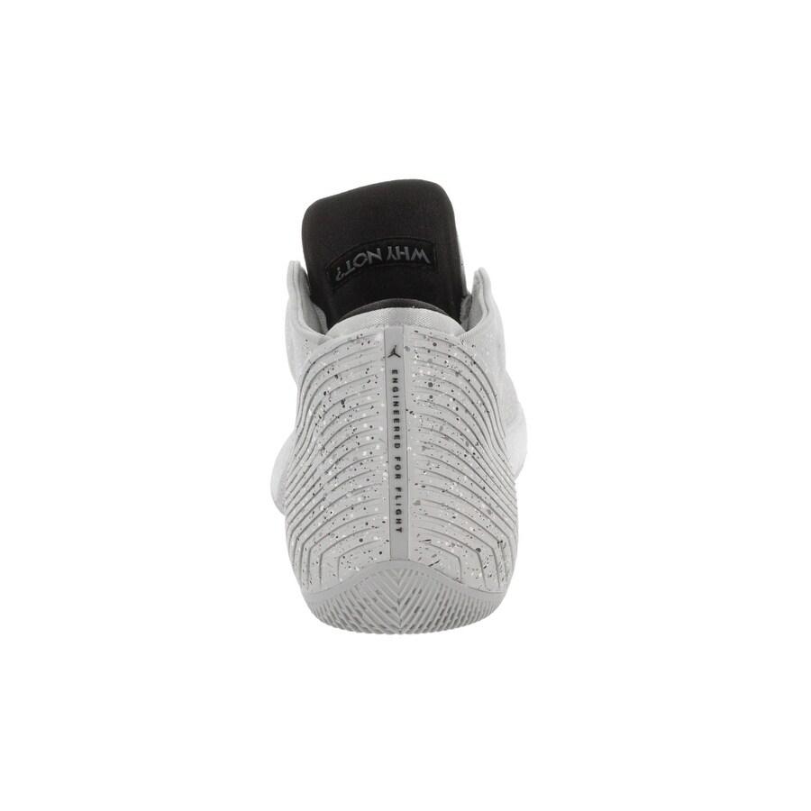new concept 1f864 785a5 Shop Nike Jordans Men s Jordan Why Not Zero.1 Low Basketball Shoe - Free  Shipping Today - Overstock - 23035825
