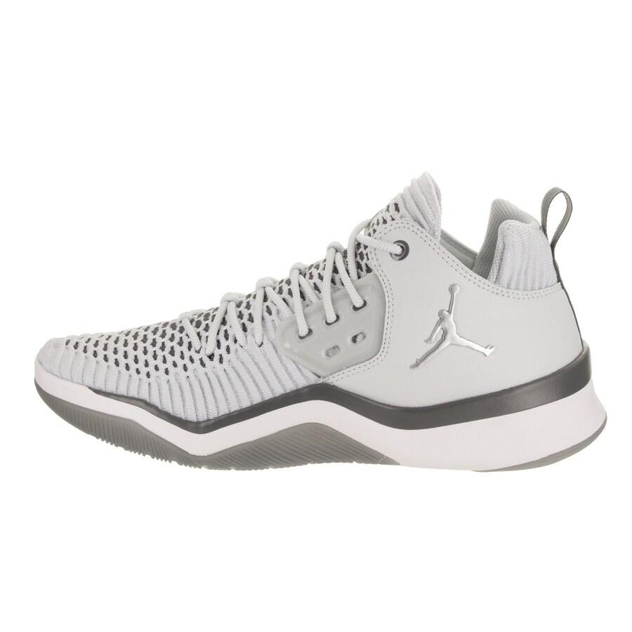 3bf46ec592b8e5 Shop Nike Jordan Men s Jordan DNA LX Basketball Shoe - Free Shipping Today  - Overstock - 23035834