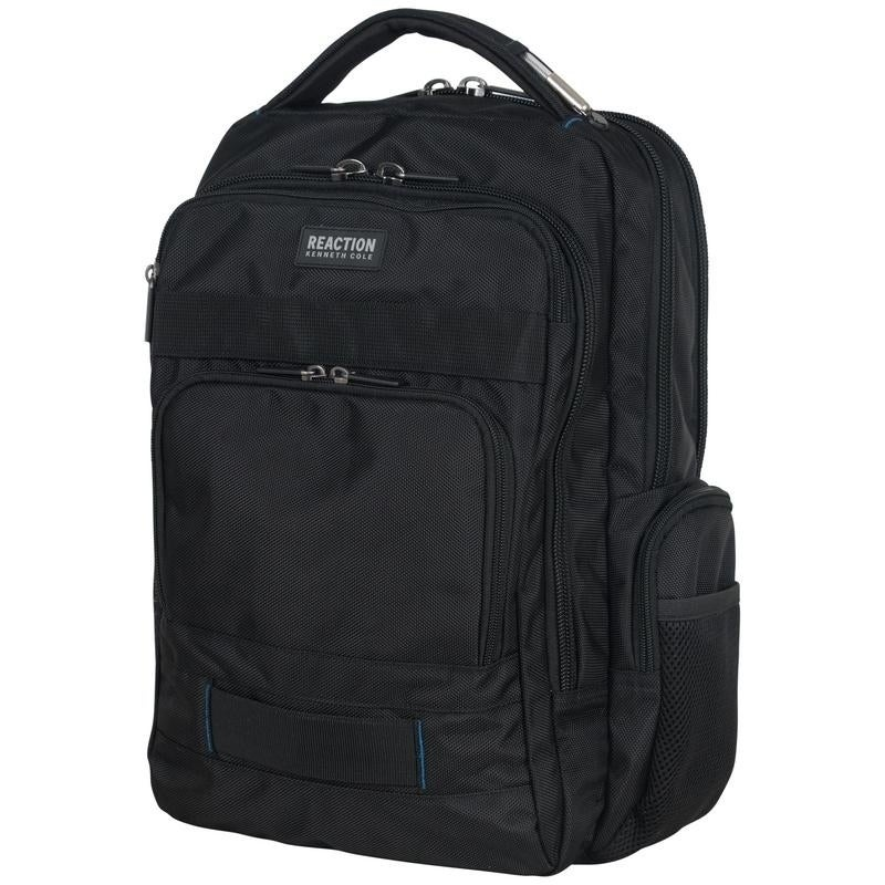33f2621f61c6 Kenneth Cole Reaction Triple Compartment Multi-Pocket 17-inch Laptop  Business Backpack With Anti-Theft RFID