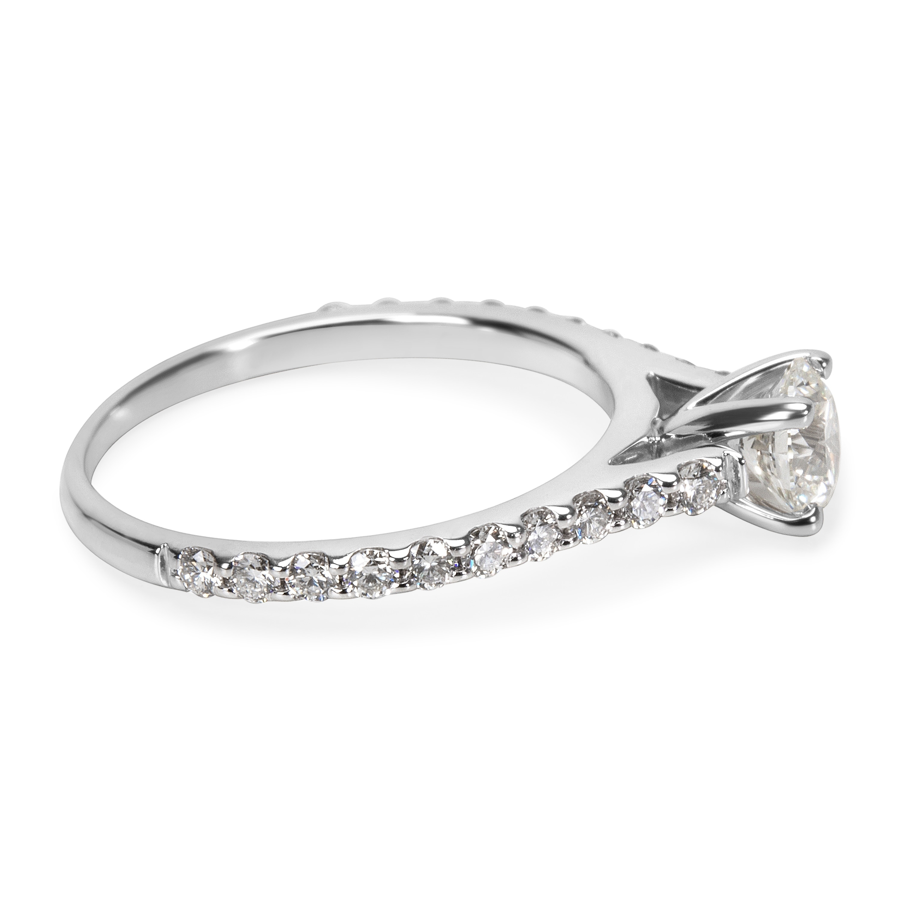 James Allen Enement Rings | Shop Pre Owned James Allen Gia Certified Diamond Engagement Ring In