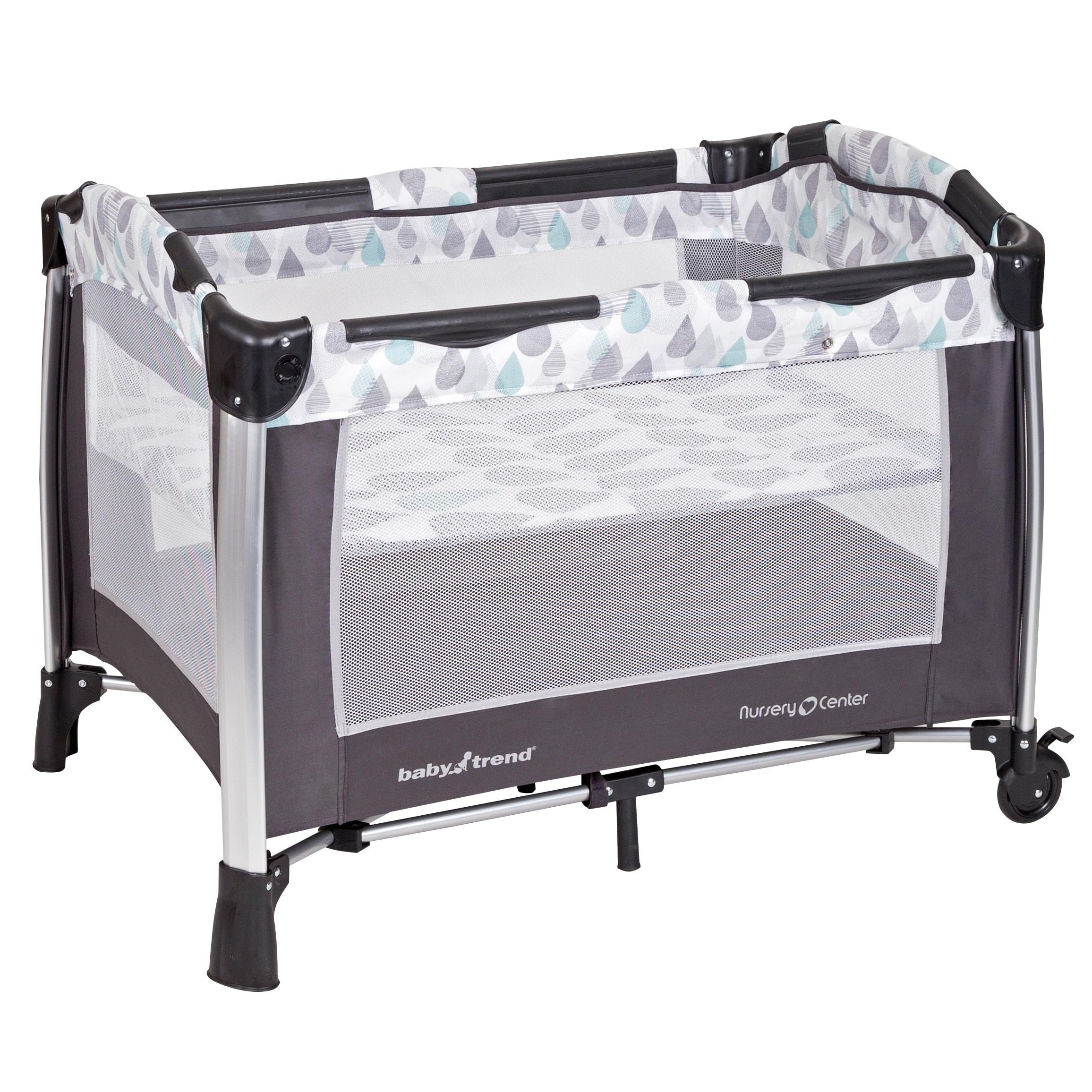 bac55d777c003 Shop Baby Trend Go-Lite ELX Nursery Center