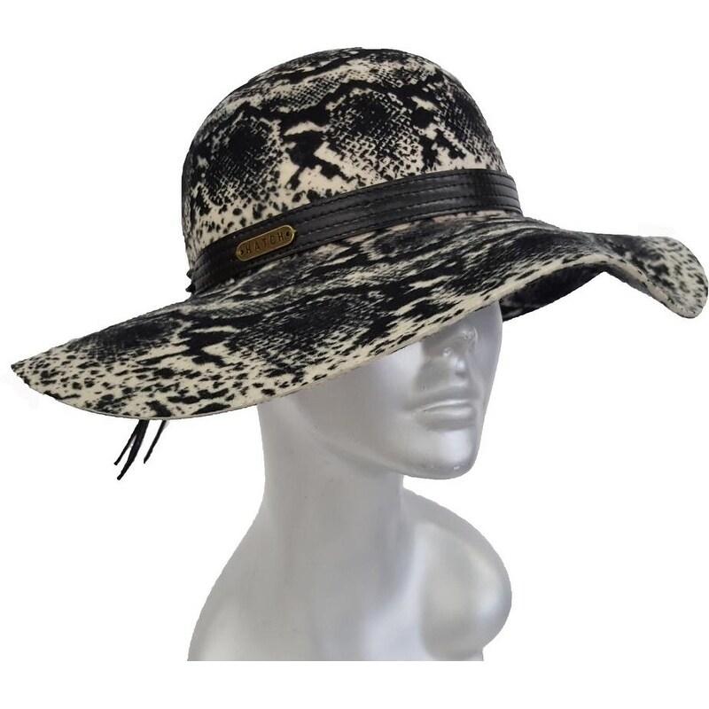 81e6779dfa3 Shop Black Floppy Wide Brim Fall Winter Women s Hat 100 percent Wool Felt - Free  Shipping Today - Overstock.com - 23084395