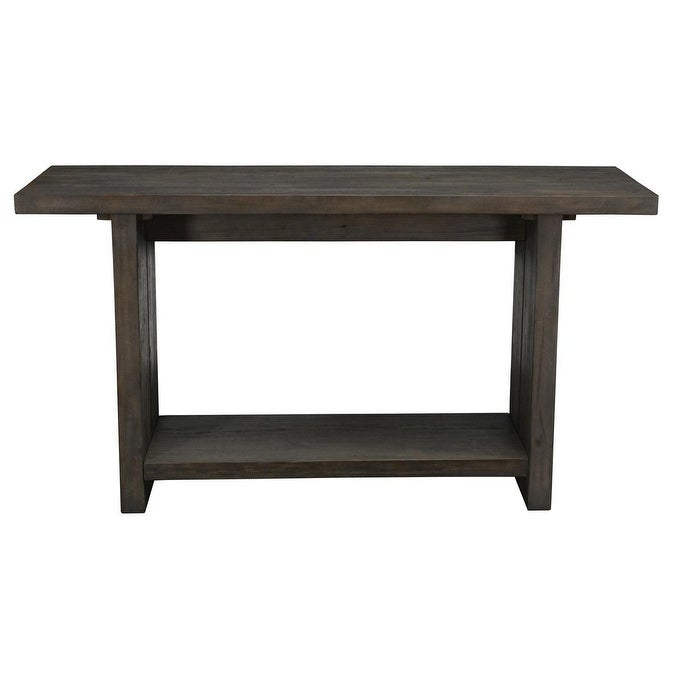 Avoca Reclaimed Pine Console Table By Kosas Home 30hx55wx16 5d On Free Shipping Today 23099340